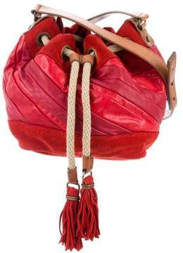Lanvin Patchwork Crossbody Bag