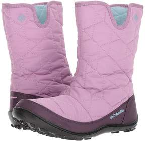 Columbia Kids - Minxtm Slip Omni-Heattm Waterproof Boot Girls Shoes