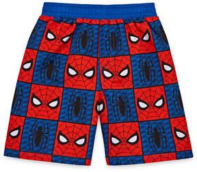 Spiderman LICENSED PROPERTIES Boys Trunks-Toddler