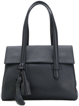 Max Mara fold over tote bag