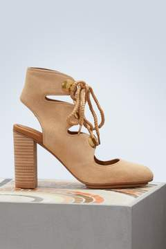 See by Chloe Edna heeled sandals
