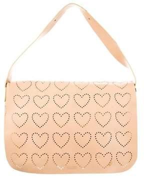 Moschino Heart Flap Bag