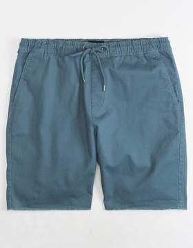 Brixton Madrid Blue Mens Shorts
