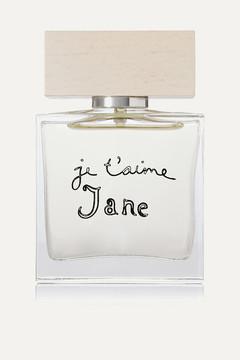 Bella Freud Parfum - Je T'aime Jane Eau De Parfum - Floral, Sensual & Chypre, 50ml
