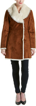 Andrew Marc Sarah Coat