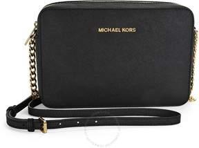 Michael Kors Jet Set Crossbody Bag Large Crossbody - Black - ONE COLOR - STYLE