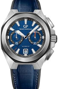 Girard Perregaux Hawk Chronograph Automatic Men's Watch