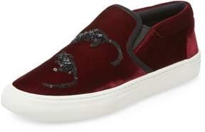 Marc Jacobs Women's Mercer Mice Slip-On Sneaker