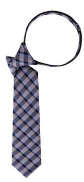 Lord & Taylor Boy's Checkered Silk Tie