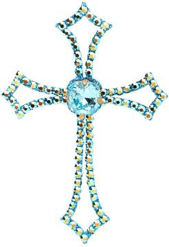 Swarovski Crystal Cross Adhesive Tattoo