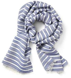Banana Republic Stripe Rectangular Scarf