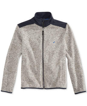 Nautica Uniform Fleece Jacket, Big Boys (8-20)