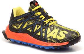 adidas Boys Vigor Bounce Youth Running Shoe