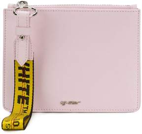 Off-White double flat pouch