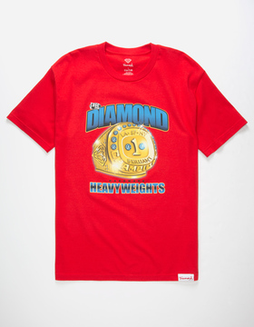 Diamond Supply Co. Heavyweight Champs Mens T-Shirt