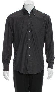 Loewe Long Sleeve Button-Up Shirt