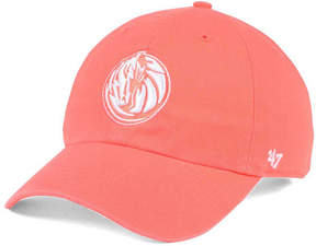 '47 Dallas Mavericks Pastel Rush Clean Up Cap