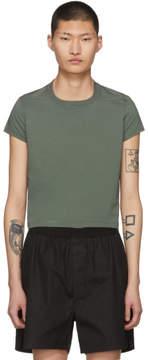 Rick Owens Green Short Level T-Shirt