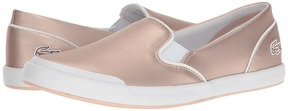 Lacoste Lancelle Slip-On 117 2 Women's Slip on Shoes