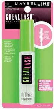 Maybelline Great Lash Mascara Clear