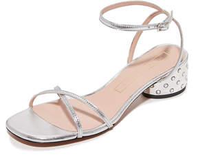Marc Jacobs Sybil Ankle Strap Sandals