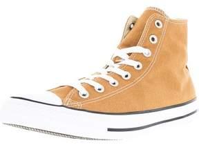 Converse Chuck Taylor All Star Hi Raw Sugar High-Top Leather Fashion Sneaker - 11M / 9M