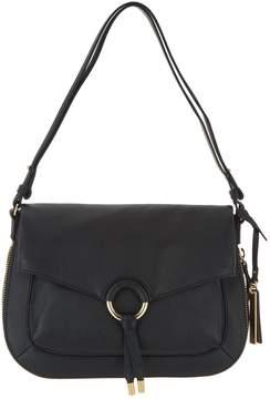 Vince Camuto Leather Shoulder Bag - Adina
