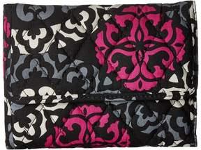 Vera Bradley Euro Wallet Wallet Handbags - CANTERBERRY MAGENTA - STYLE