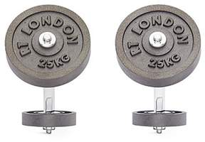 Tateossian Rotatable freeweight cufflinks
