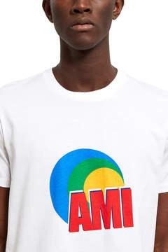 Ami Print T-Shirt