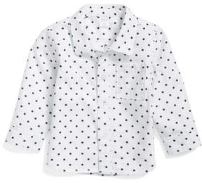 Nordstrom Woven Shirt (Baby Boys)