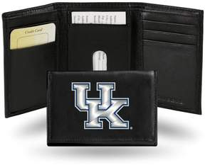 Rico NCAA Embroidered Leather Trifold Wallet - Kentucky