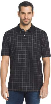 Arrow Men's Classic-Fit Windowpane Polo