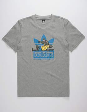 adidas Laid Out Mens T-Shirt