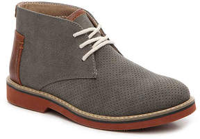 Steve Madden Boys Baden Youth Chukka Boot