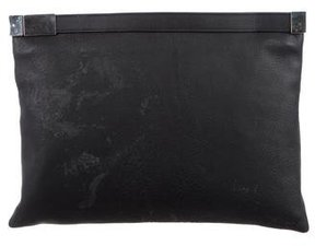 Maison Margiela Zip Leather Clutch