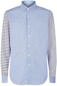 Loewe Patchwork Stripe Shirt