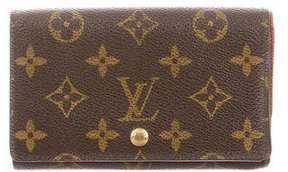 Louis Vuitton Monogram Porte-Trésor Wallet