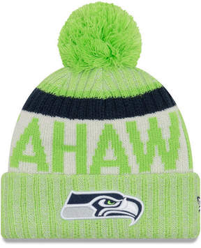 New Era Seattle Seahawks Alt Sport Knit Hat