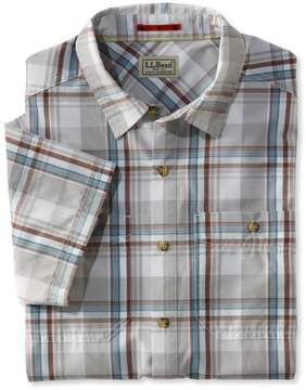 L.L. Bean L.L.Bean Otter Cliff Shirt, Plaid