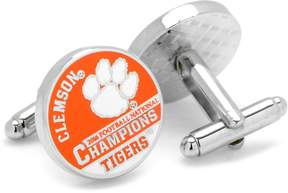NCAA Clemson Tigers 2016 National Championship Cuff Links