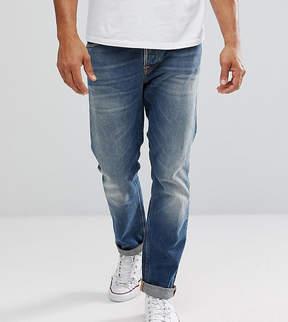 Nudie Jeans Fearless Freddie Jeans Crispy Clear Wash