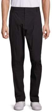 Alexander Wang Monochrome Wool Blend Trousers