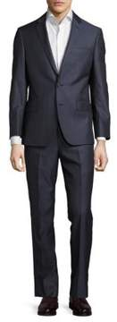 DKNY Minimalistic Buttoned Suit