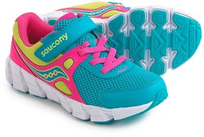 Saucony Vortex Strap Shoes (For Little and Big Girls)