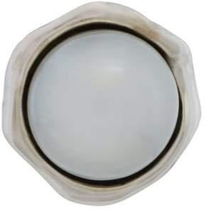 E.m. single pearl earring