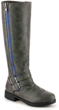 Journee Collection Women's Lady Wide Calf Riding Boot