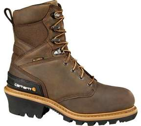 Carhartt CML8369 8 Logger Safety Toe Insulated Boot (Men's)