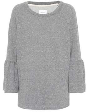 Current/Elliott Cotton-blend sweatshirt