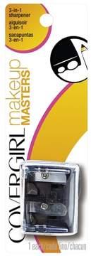CoverGirl Makeup Masters 3-in-1 Sharpener